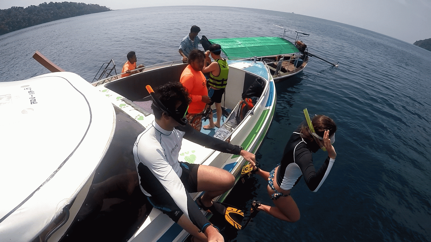 Surin Islands day trip