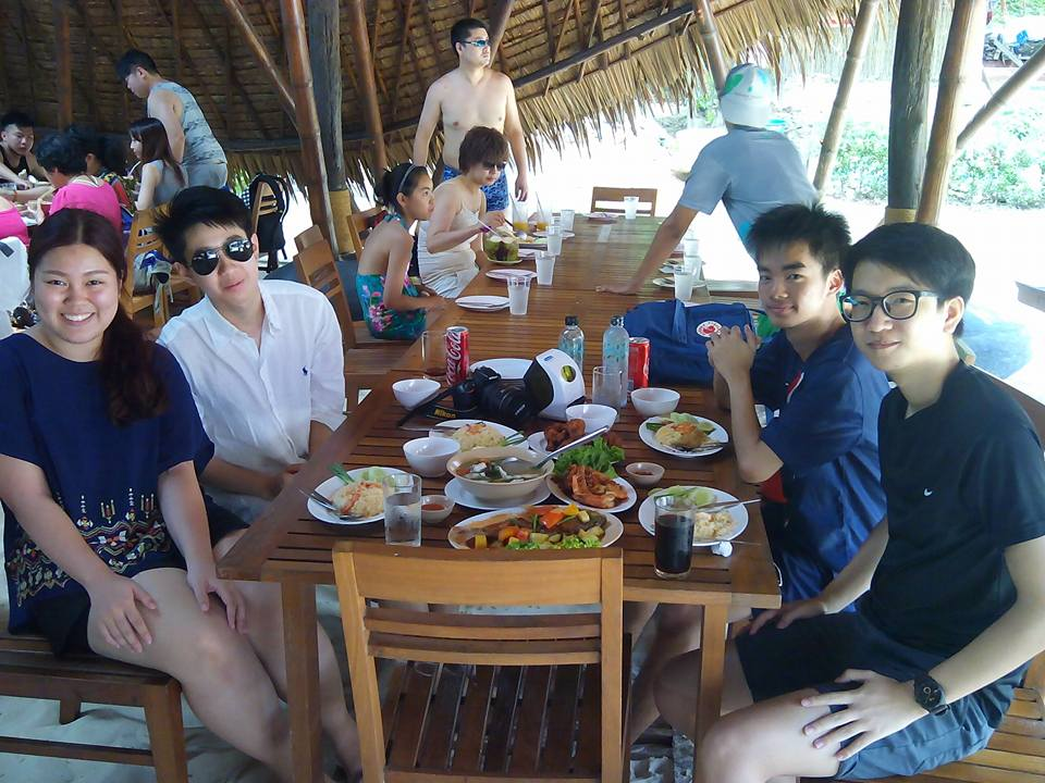 Coral Island restaurant