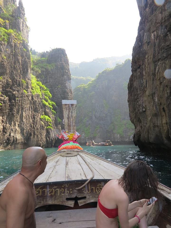 Phi Phi private longtail tour