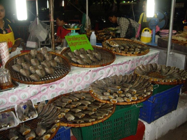 Naka market Phuket