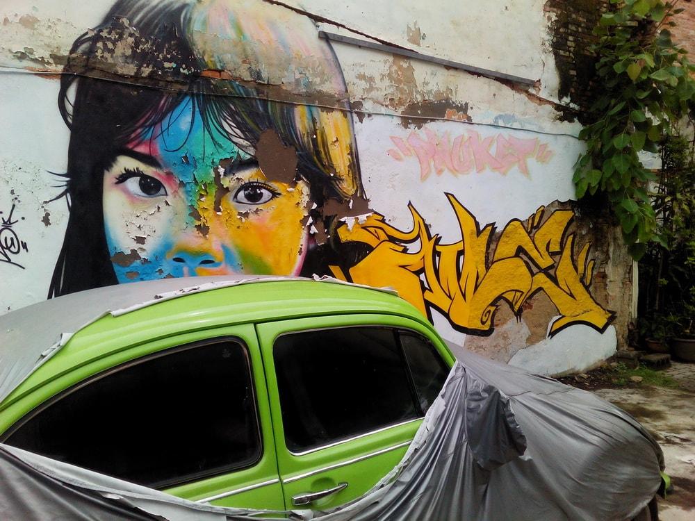 Street art Phuket
