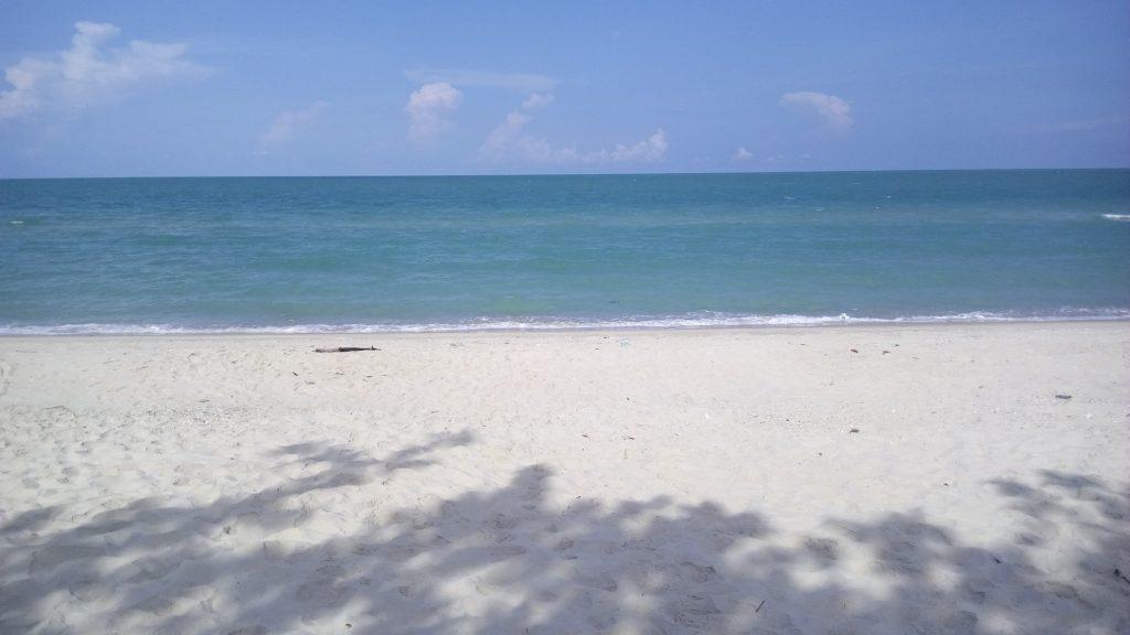 Khanon beach