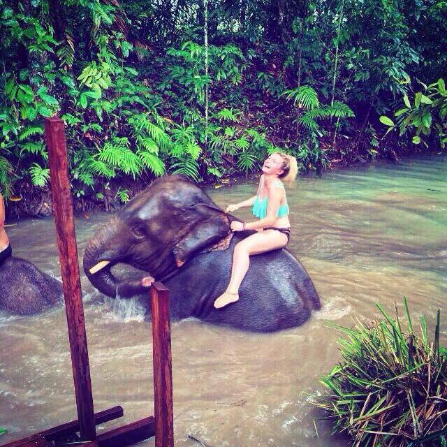 Krabi ATV with elephant bathing add on