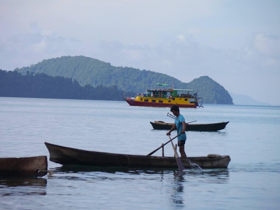 Myanmar liveaboard