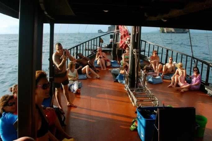 Krabi sunset cruise