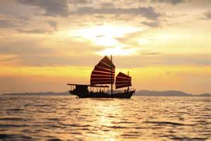 Krabi sunset cruise