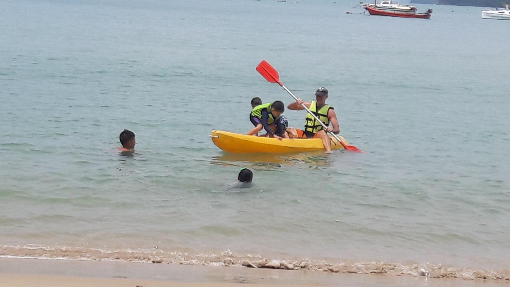 Ao Yon kayak rental Phuket