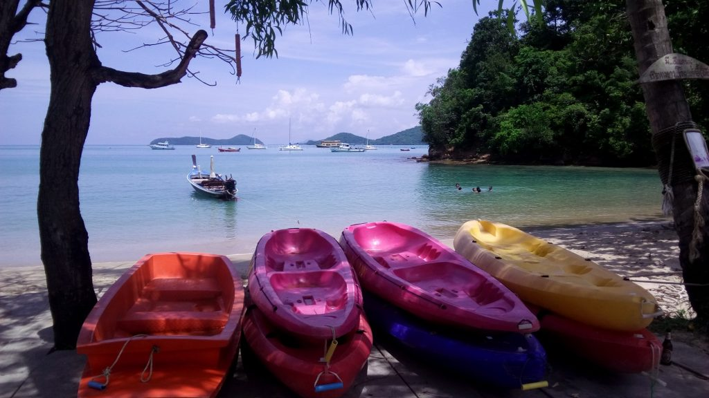Kayak rental Phuket