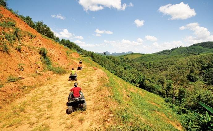 Phang Nga ATV tour