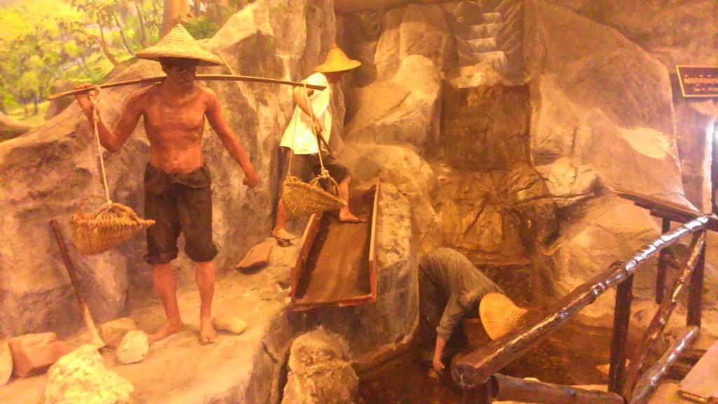 Phuket Tin Mining museum