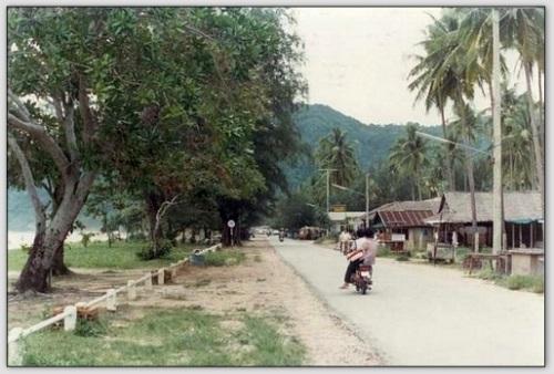 Patong beach 1975