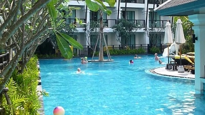 Family hotel in Krabi