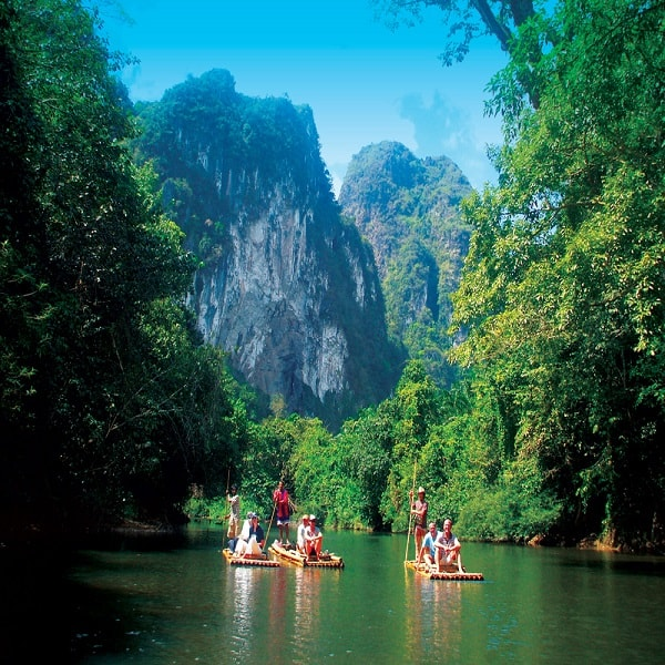 Khao Sok day trip