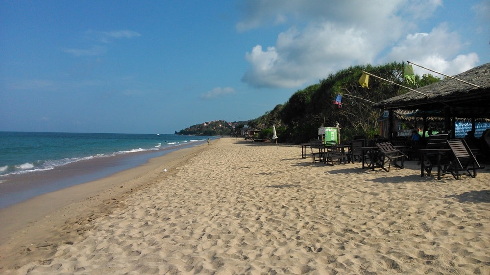 Koh Lanta Khlong Nin beach