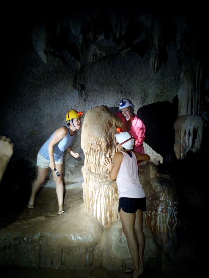 Ice cream cave Phang Nga