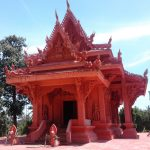 Red Temple Koh samui
