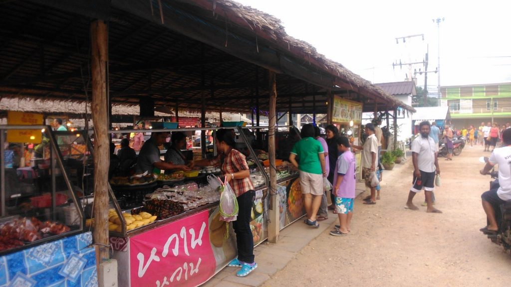 Bangniang market
