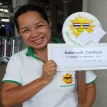 Ann taxi driver Phuket