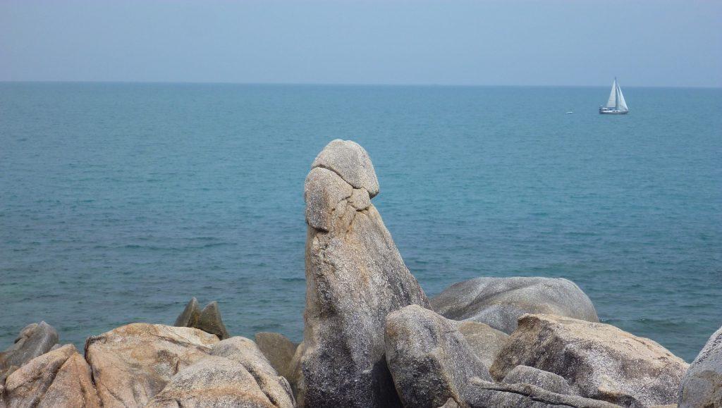 Grandfather Rock Samui