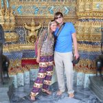 Thai temple attire