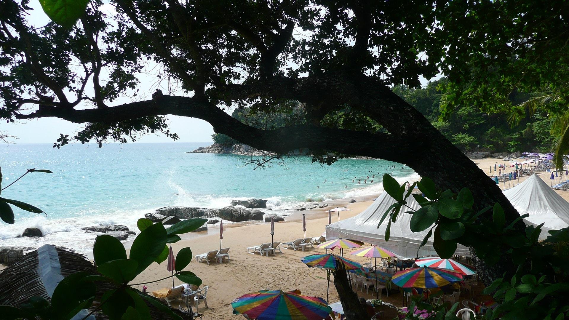 Laem Sing beach Phuket