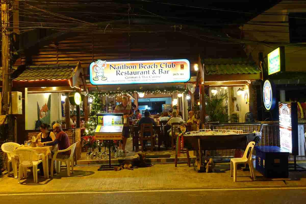 Naithon restaurant