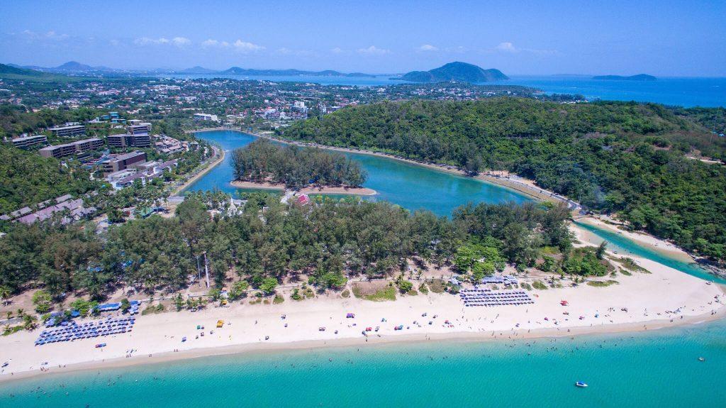Naiharn beach Phuket
