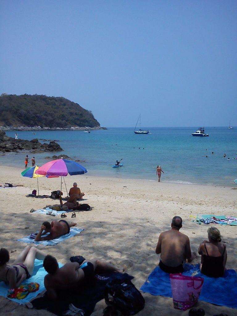 Yanui beach Phuket