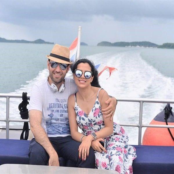 Blu Anda boat