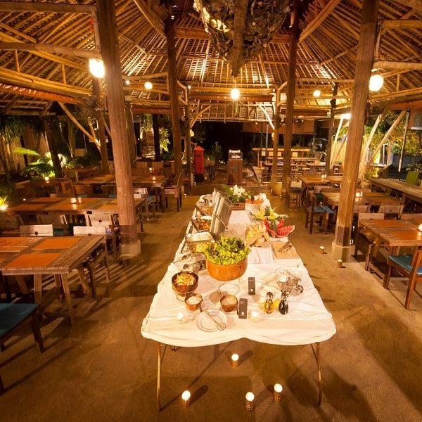 Dinner at Ao Por Grand Marina