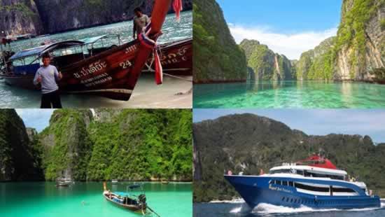 Phi Phi small group tour